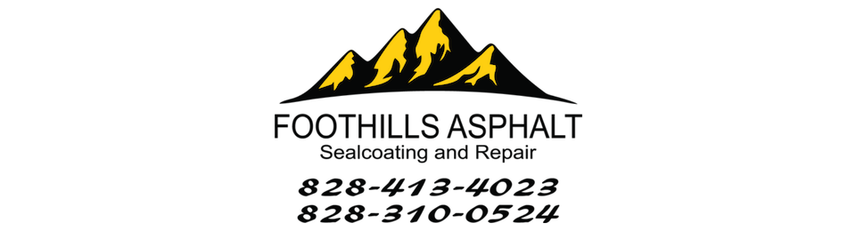 Foothills Asphalt Sealcoating and Repair